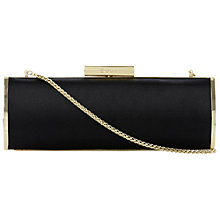Buy Dune Bateena Satin Clutch Handbag Online at johnlewis.com