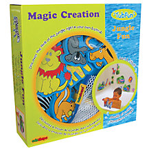 Buy Magic Creation Jungle Fun Bath Shapes Online at johnlewis.com