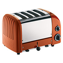 Buy Dualit Heritage NewGen 4-Slice Toaster Online at johnlewis.com