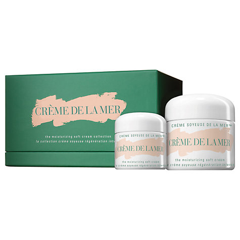 Buy Crème de la Mer The Moisturising Soft Cream Collection Online at johnlewis.com