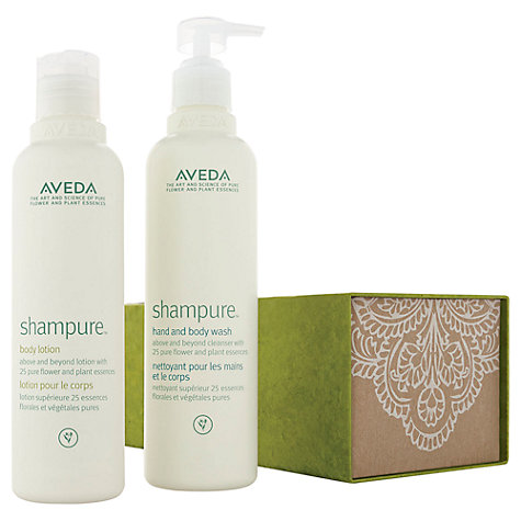 Buy AVEDA Give Soothing Gift Set Online at johnlewis.com