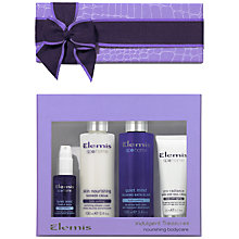 Buy Elemis Indulgent Treasures Collection Set Online at johnlewis.com