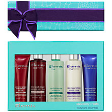 Buy Elemis Spa Body Treats Collection Set Online at johnlewis.com