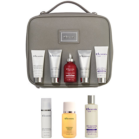 Buy Elemis The Art Of Travelling Ladies Collection Set Online at johnlewis.com