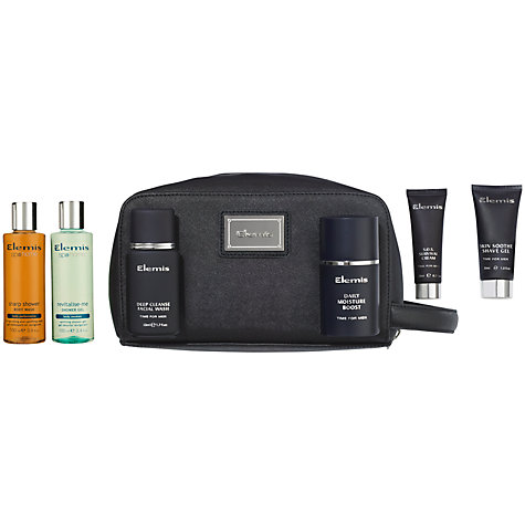 Buy Elemis Art Of Travelling Men Collection Set Online at johnlewis.com