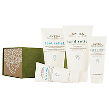 Buy AVEDA Give Relief Gift Set Online at johnlewis.com