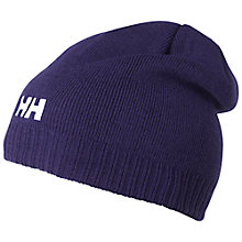 Buy Helly Hansen Ribbed Logo Beanie Online at johnlewis.com