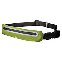 Buy Nike Expandable Lean Running Belt Online at johnlewis.com