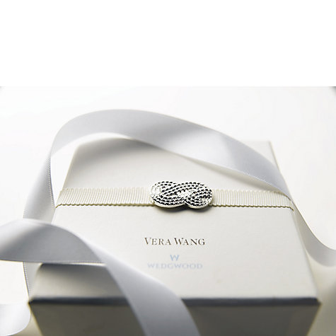 "Buy Vera Wang Infinity Frame, 8 x 10"" (20 x 25cm), Silver Online at johnlewis.com"