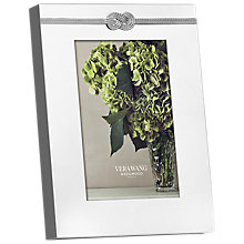 "Buy Vera Wang Infinity Frame, 4 x 6"" (10 x 15cm), Silver Online at johnlewis.com"