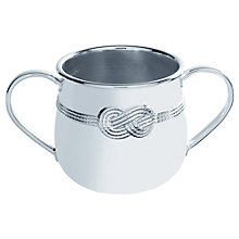 Buy Vera Wang Infinity Baby Cup Online at johnlewis.com