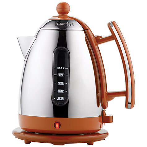 Buy Dualit English Heritage Jug Kettle, Heat Online at johnlewis.com