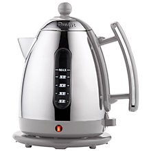 Buy Dualit Heritage Jug Kettle and NewGen 2-Slice Toaster, Dark Lead Online at johnlewis.com
