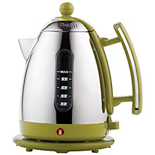 Buy Dualit Heritage Jug Kettle and NewGen 2-Slice Toaster, Citrine Online at johnlewis.com