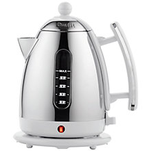 Buy Dualit Heritage Jug Kettle and NewGen 4-Slice Toaster, Pearl Online at johnlewis.com