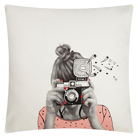 Buy La Cerise Sur Le Gateau Olga Cushion Online at johnlewis.com