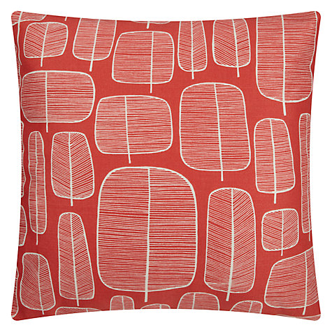 Buy MissPrint Little Trees Cushion Online at johnlewis.com