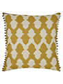Niki Jones Lattice Cushion