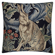 Buy William Morris Forest Cushion Online at johnlewis.com