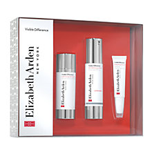 Buy Elizabeth Arden Visible Difference Essentials Skincare Gift Set Online at johnlewis.com
