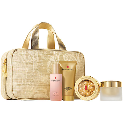 Buy Elizabeth Arden Ceramide Lift and Firm Moisture Gift Set, 50ml Online at johnlewis.com