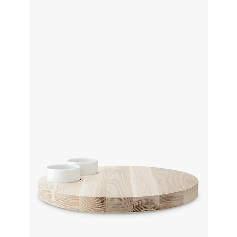 Buy LSA Lotta Serving Platter, Dia.30cm Online at johnlewis.com
