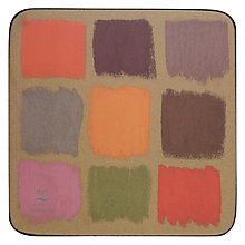 Buy Pimpernel Harlequin Coasters, Set of 6 Online at johnlewis.com
