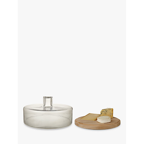Buy LSA Lotta Cheese/ Pastries Dome, Dia.32cm Online at johnlewis.com