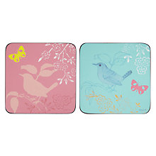 Buy Pimpernel Dawn Chorus Coasters, Set of 6 Online at johnlewis.com