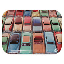 Buy House by John Lewis Cars Photo Tray Online at johnlewis.com