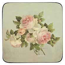 Buy Pimpernel Antique Roses Coaster, Set of 6 Online at johnlewis.com