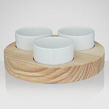Buy LSA Lotta Condiment Set Online at johnlewis.com