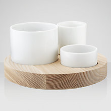 Buy LSA International Lotta Olive Set Online at johnlewis.com