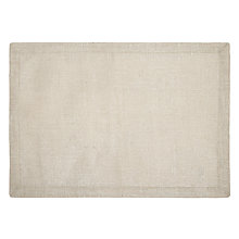 Buy John Lewis Fizz Placemat, Gold Online at johnlewis.com