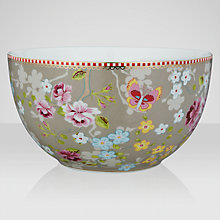 Buy PiP Studio Chinese Rose Bowl Online at johnlewis.com