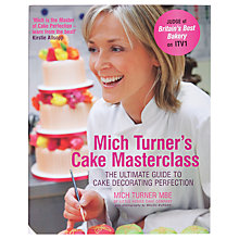 Buy Little Venice Cake Company Mich Turner's Cake Masterclass Online at johnlewis.com