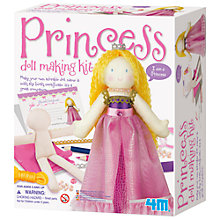 Buy Great Gizmos Princess Doll Making Kit Online at johnlewis.com