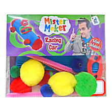 Buy Mister Maker Mini Makes Racing Car Online at johnlewis.com