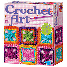 Buy Great Gizmos Crochet Art Kit Online at johnlewis.com