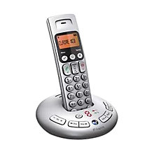 Buy BT Graphite 3500 Digital Cordless Telephone and Answer Machine, Single DECT Online at johnlewis.com