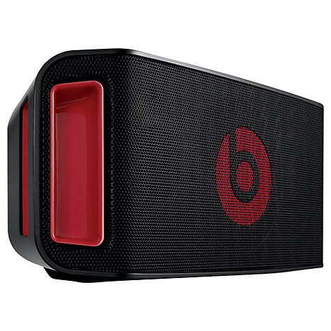 Buy Beats™ Beatbox Portable Bluetooth iPod Dock Online at johnlewis.com
