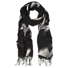 Buy Mint Velvet Skye Print Scarf, Multi Online at johnlewis.com