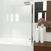 Buy John Lewis Half Frame Shower Screen Online at johnlewis.com