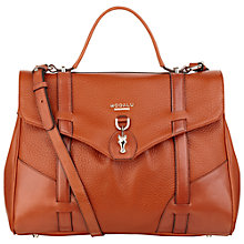 Buy Modalu Whitby Large Satchel Bag Online at johnlewis.com