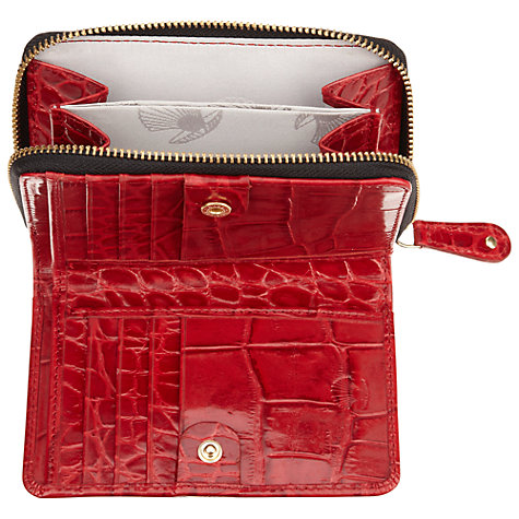 Buy Modalu Pippa Medium Zip Around Wallet Online at johnlewis.com