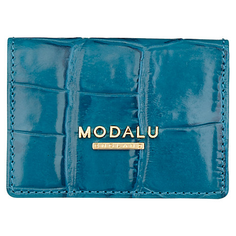 Buy Modalu Logo Oyster Card Holder Online at johnlewis.com