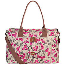 Buy Nica Play Baby Bag, Pink/Neutral Online at johnlewis.com
