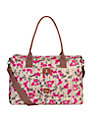 Nica Play Baby Bag, Pink/Neutral