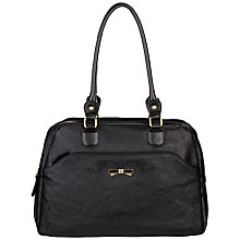 Buy Nica Zena Large Grab Bag, Black Online at johnlewis.com