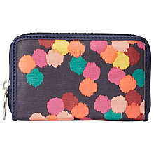Buy Fossil Key-Per Small Zip Purse, Dotted Online at johnlewis.com
